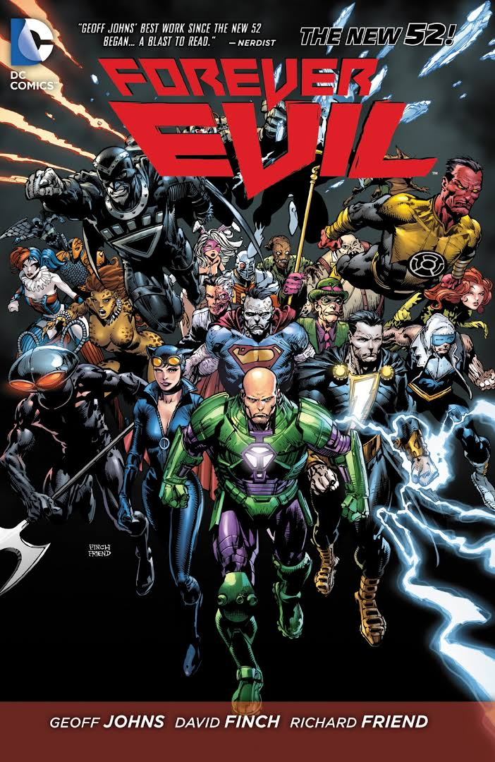 Forever Evil book cover