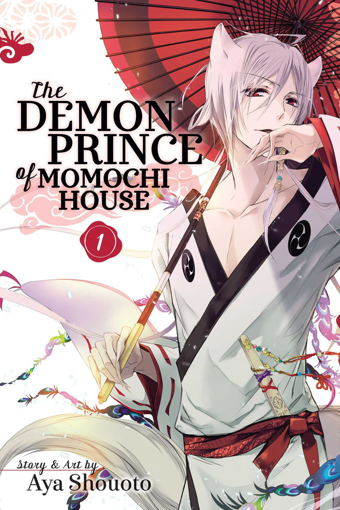 The Demon Prince of Momochi House, Volume 1 book cover