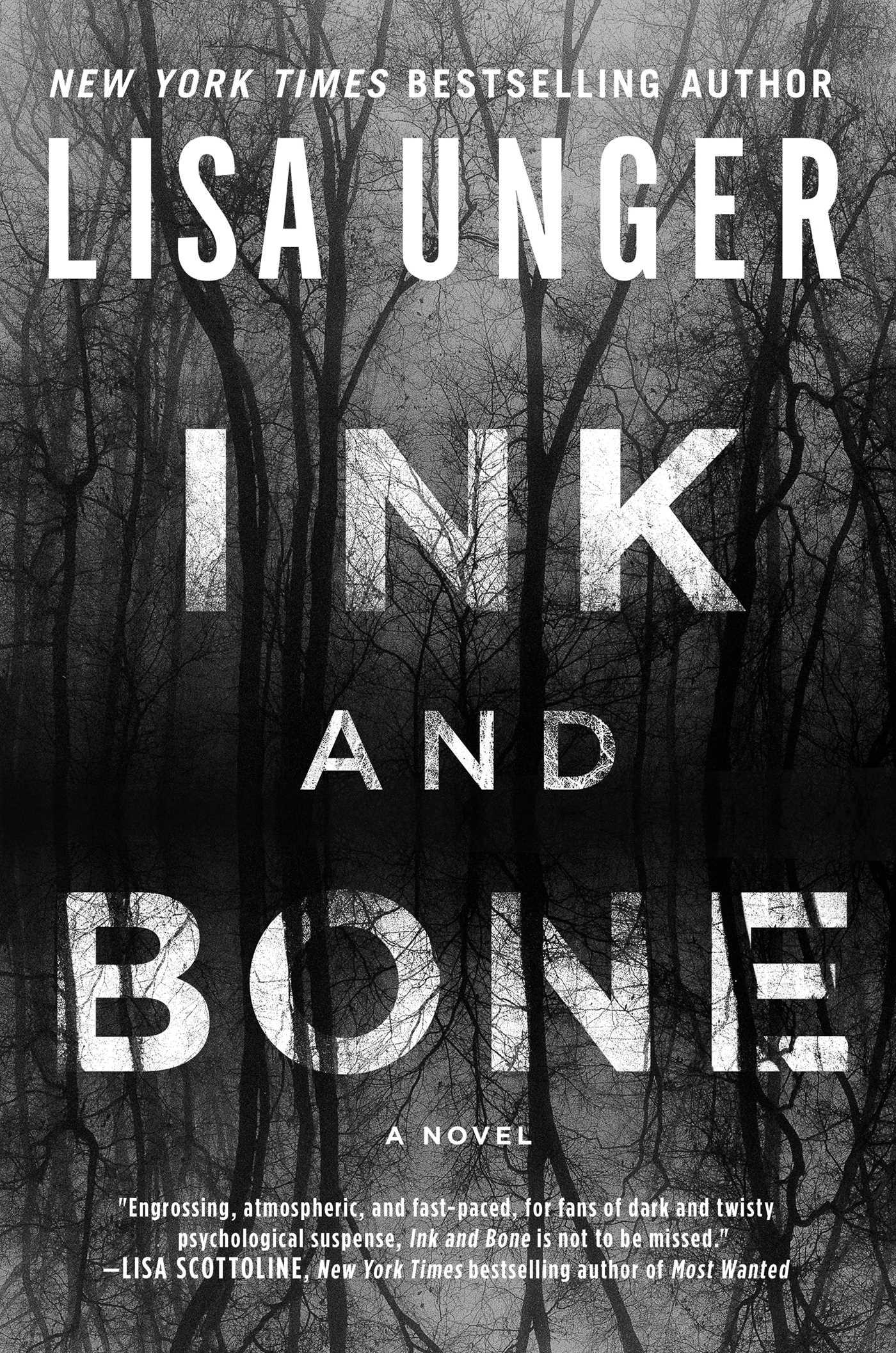 Ink & Bone book cover