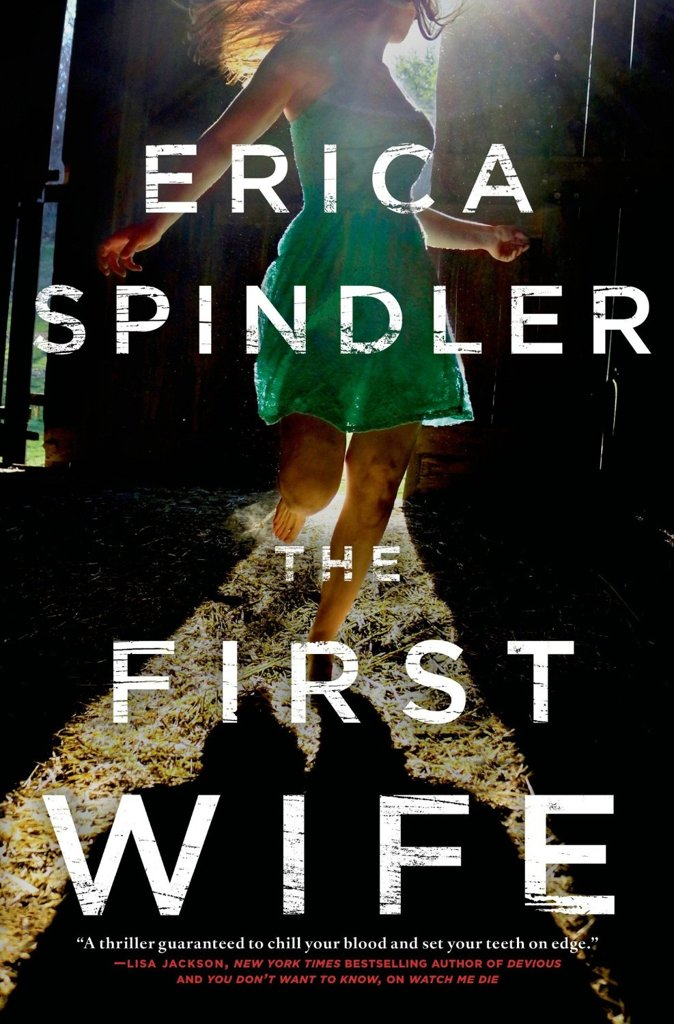The First Wife book cover