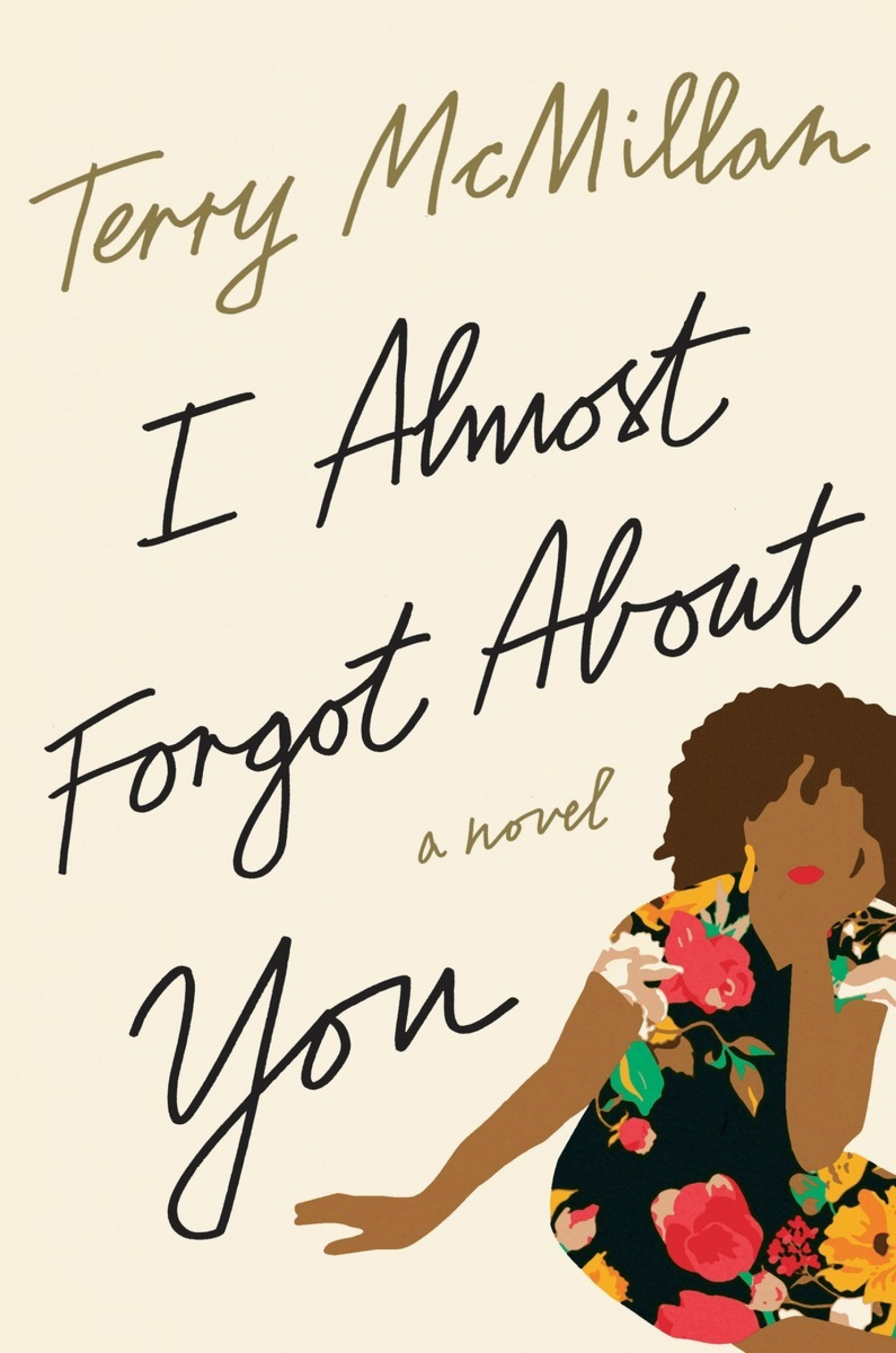 I Almost Forgot About You book cover