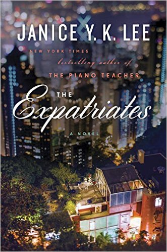 The Expatriates book cover