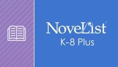 NoveList K-8 Plus logo
