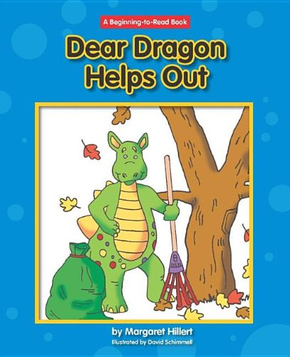 Dear Dragon Helps Out book cover