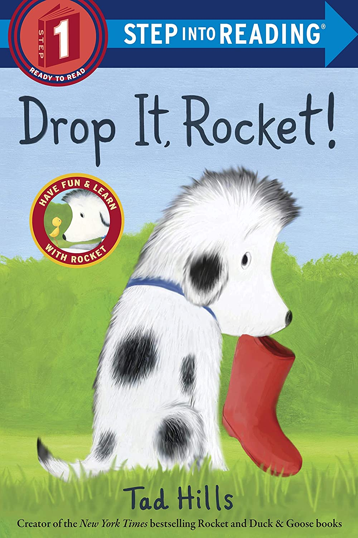 Drop It, Rocket! book cover