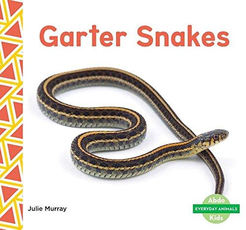 Garter Snakes book cover