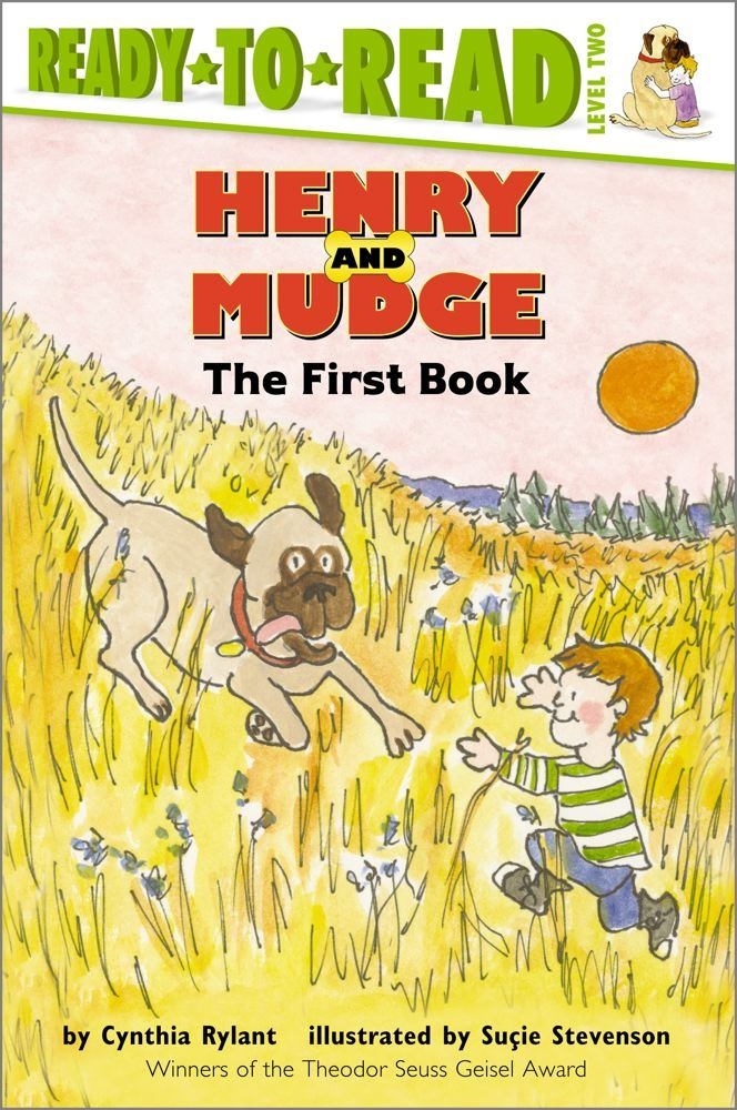 Henry & Mudge book cover