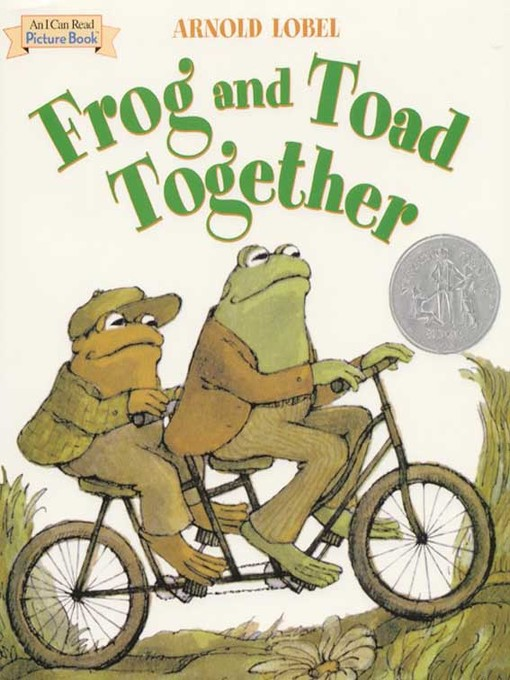 Frog & Toad Together book cover