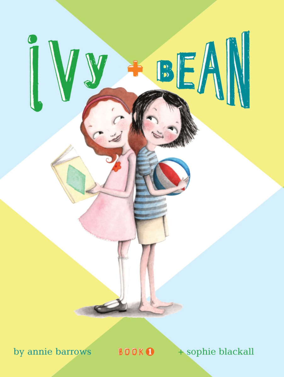 Ivy & Bean book cover