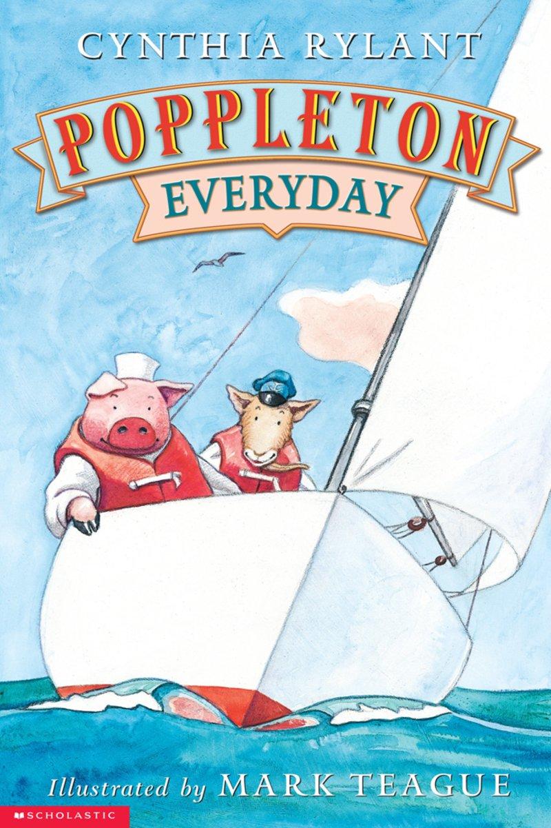 Poppleton Everyday book cover