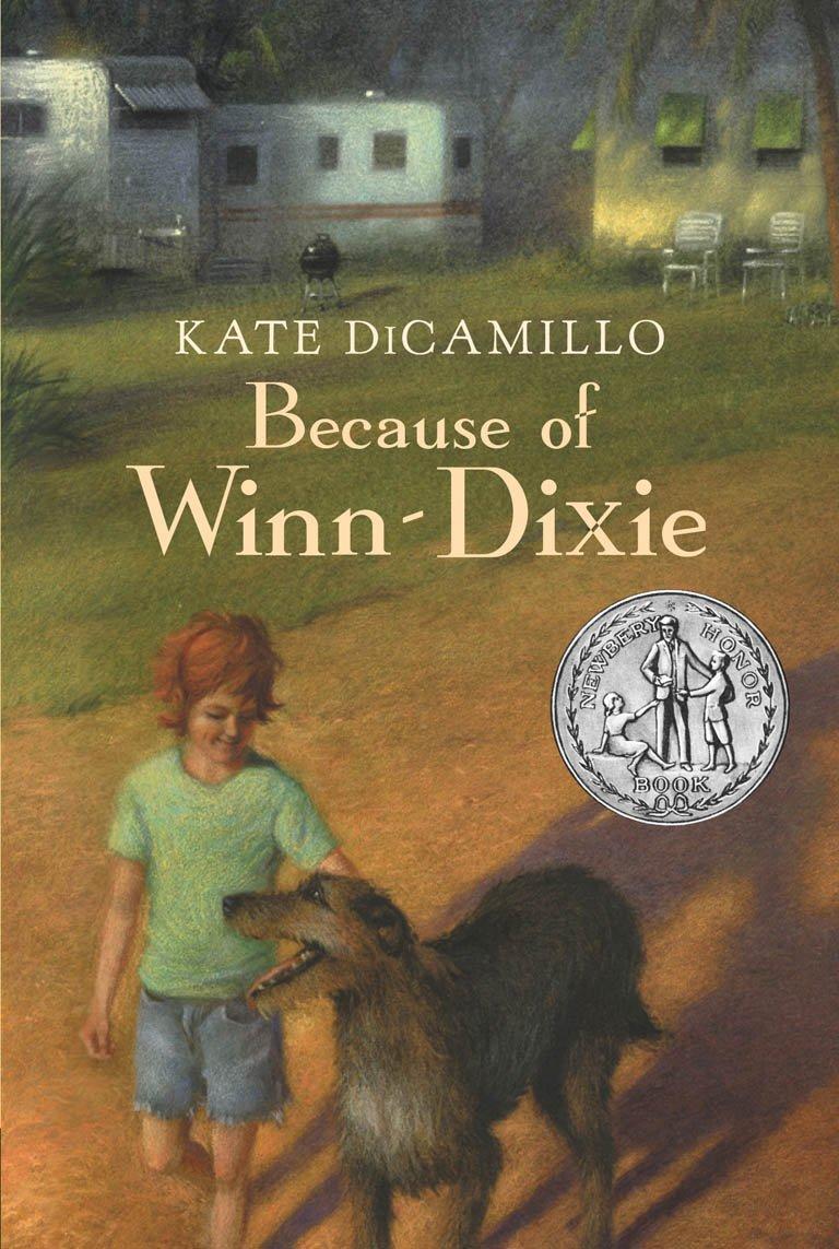 Because of Winn-Dixie book cover