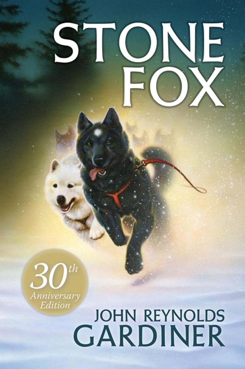 Stone Fox book cover