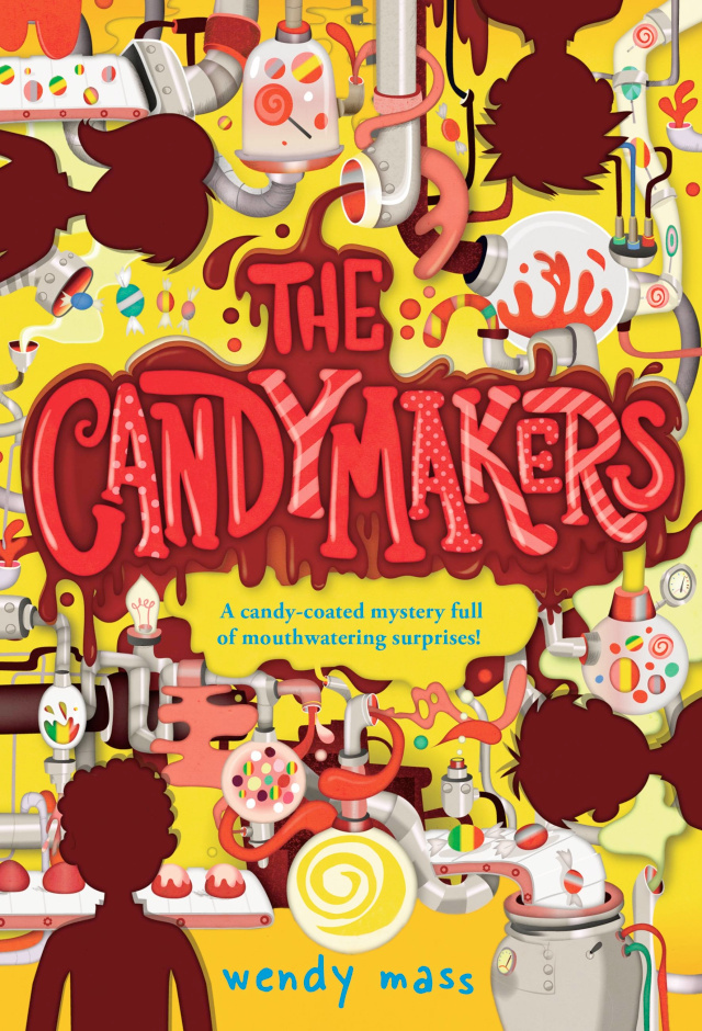 The Candymakers book cover
