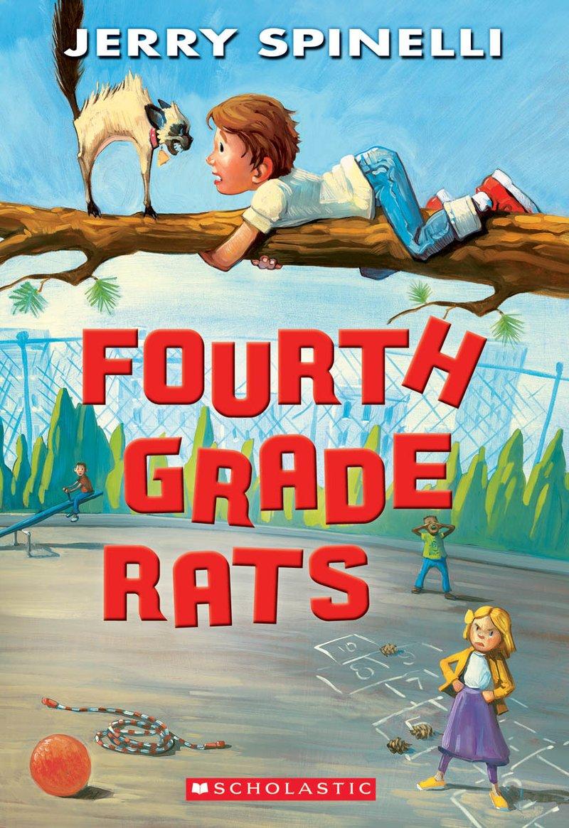 Fourth Grade Rats book cover