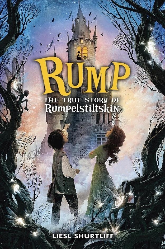 Rump book cover