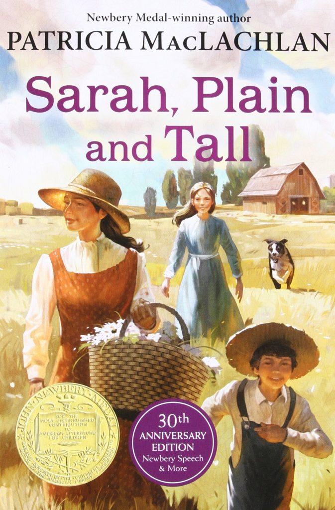 Sarah, Plain & Tall book cover