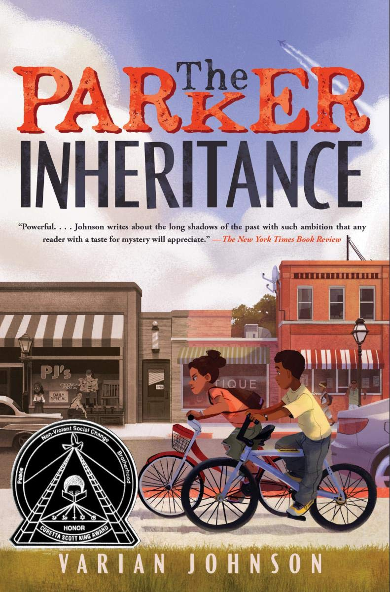 The Parker Inheritance book cover
