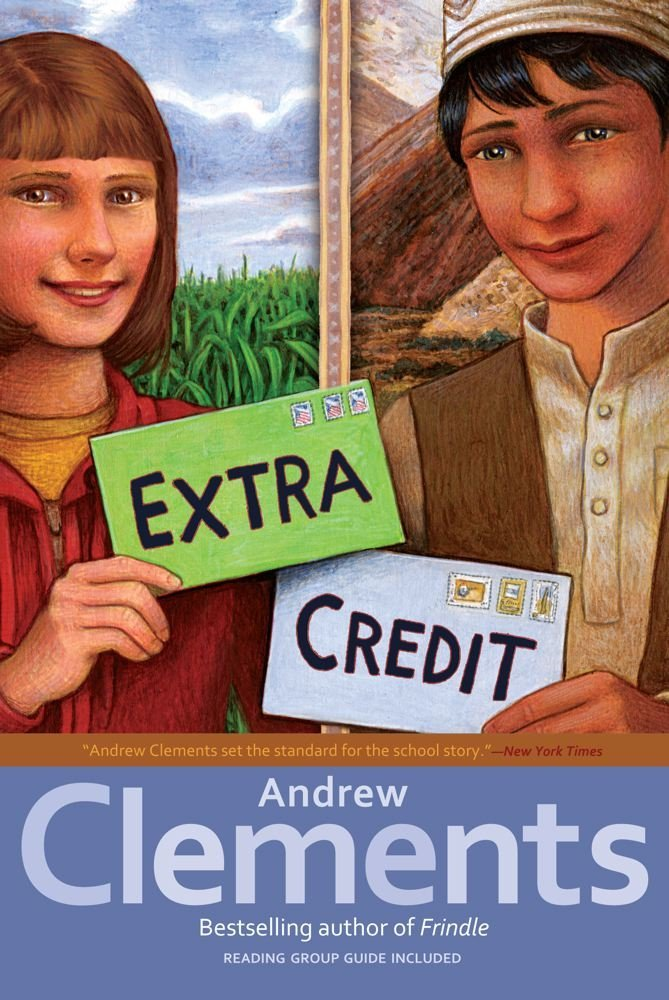 Extra Credit book cover