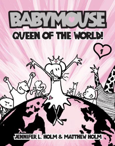 Babymouse book cover