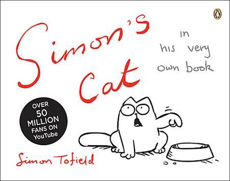 Simon's Cat book cover