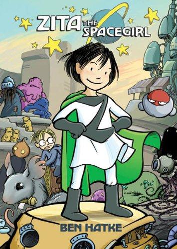 Zita the Spacegirl book cover